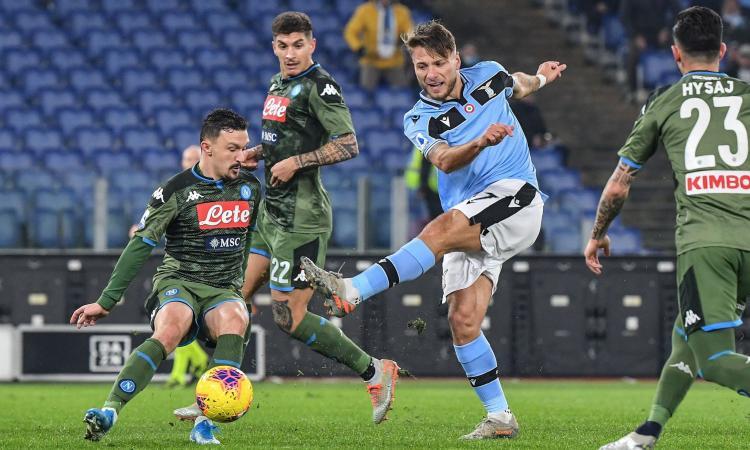 Pronostic Gratuit Naples Lazio Serie A