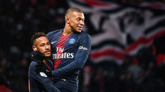 Neymar ou Mbappé buteur face à l'ASSE ? Cote boostée sur BETCLIC !