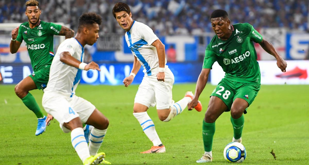 Pronostic Gratuit OM Saint Etienne Ligue 1