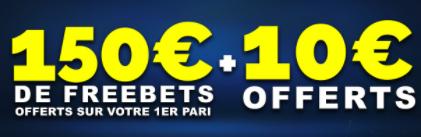 EXCLU Netbet : Recevez 10€ en cash seulement avec Coteur !