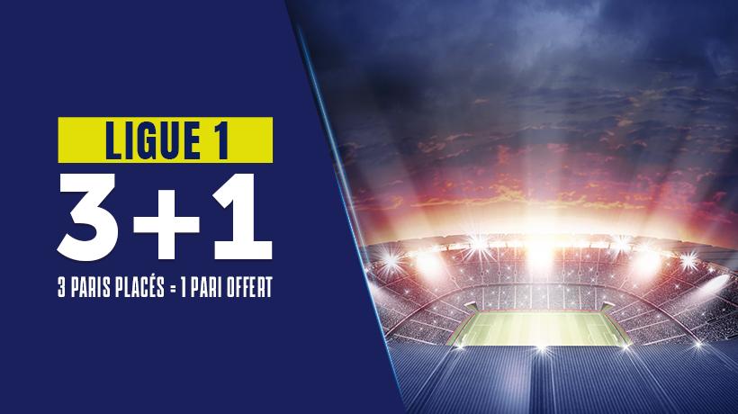 VBET : Placez 3 paris en Ligue 1 et gagnez 5€ !